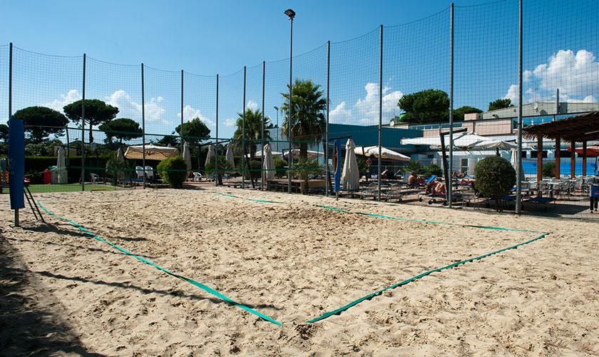 Authotel Roma - beachvolley