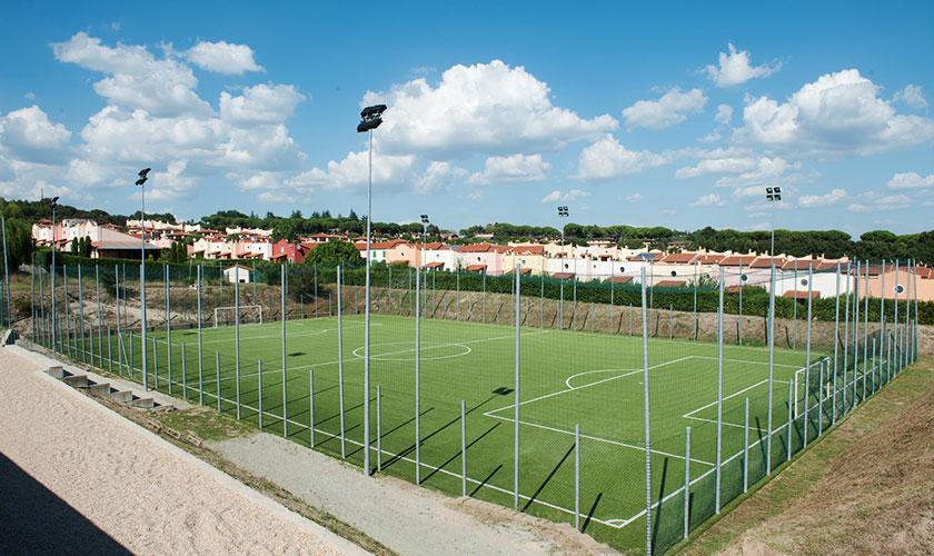Authotel Roma - campo da calcio