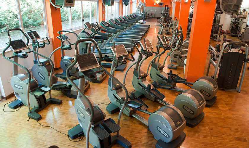 Authotel Roma - Gym