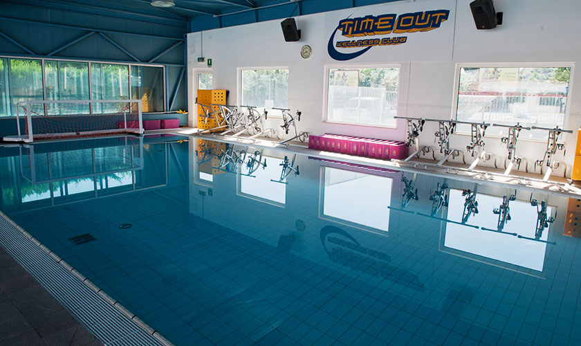 Authotel Roma - piscina chiusa