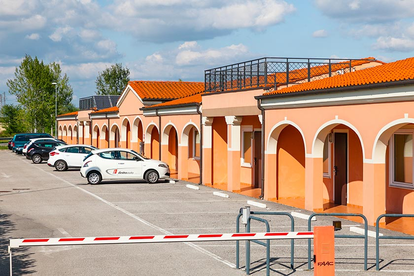 Autohotel Venezia - Hotel Economico vicino Venezia e Padova
