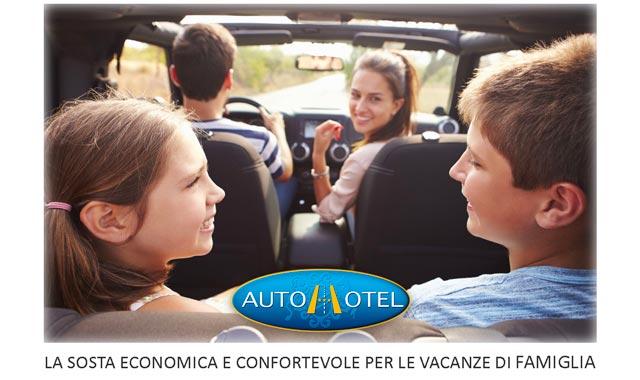 Autohotel - Ideale per chi viaggia in auto
