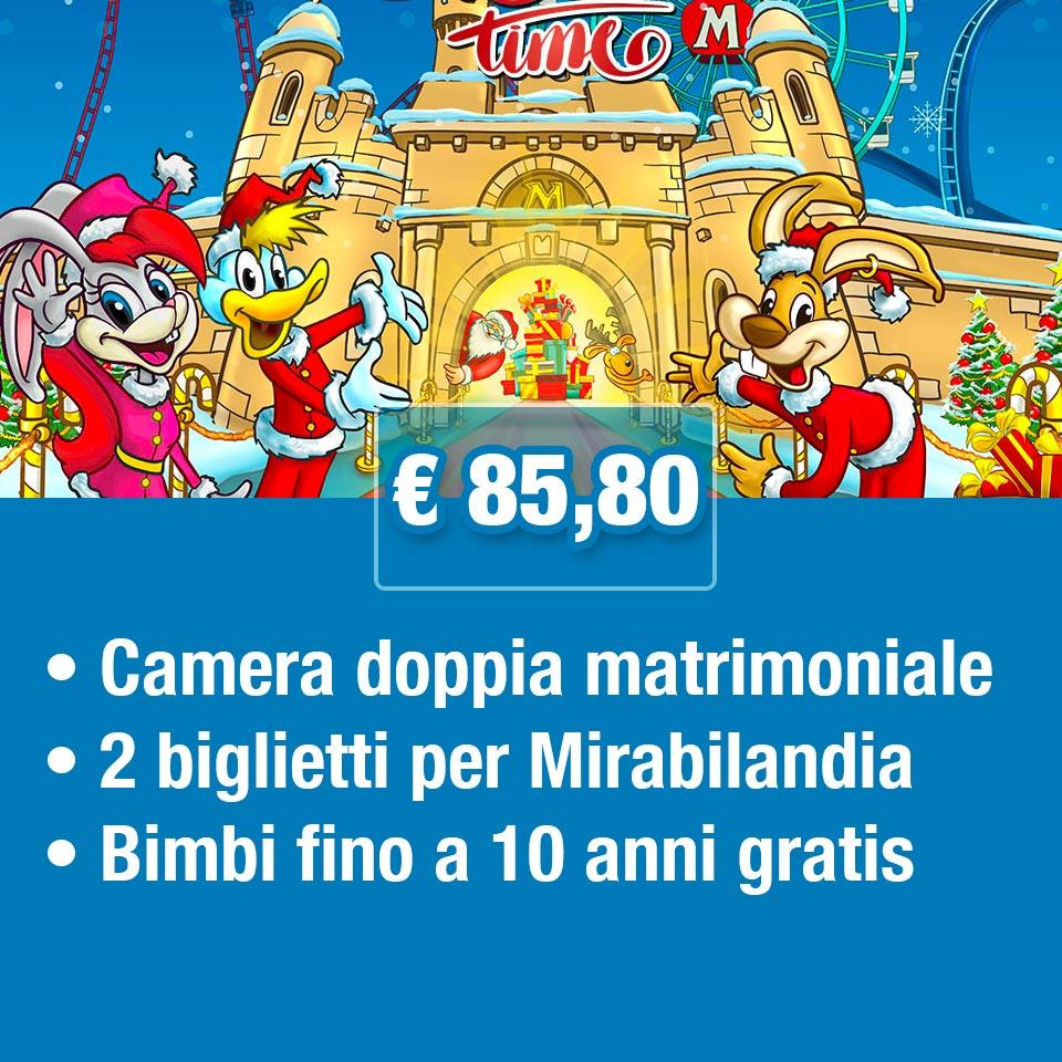 Autohotel Ravenna Offerta Mirabilandia per il periodo nataliazio