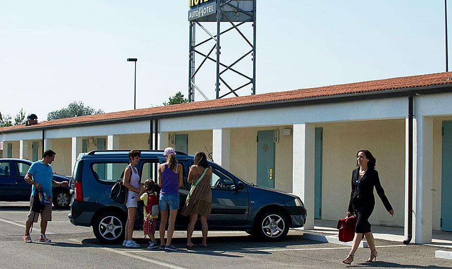 Autohotel Per professionisti e per famiglie