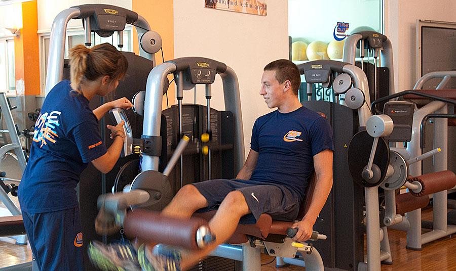 Autohotel Roma è adiacente alla palestra fitness