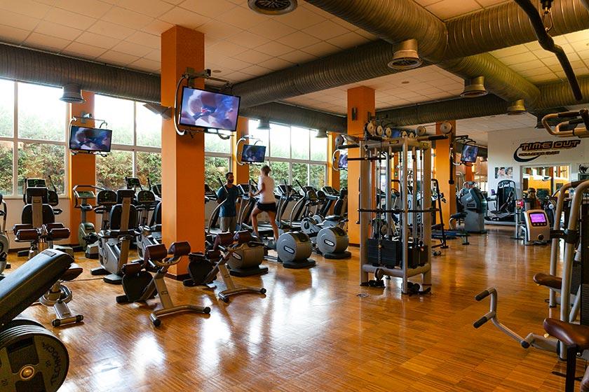 autohotel roma - la sala fitness
