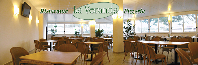 Ristorante la veranda vicino autohotel roma con bar e pizza - Pizzeria con giardino roma ...