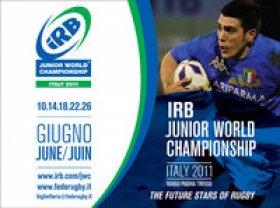 Mondiali Rugby under 20 2011