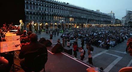 Piazza San Marco - Autohotel Venezia