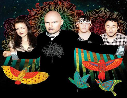 Smashing Pumpkins tour 2011