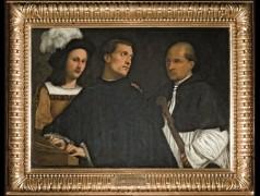 Foto di un quadro di Tiziano