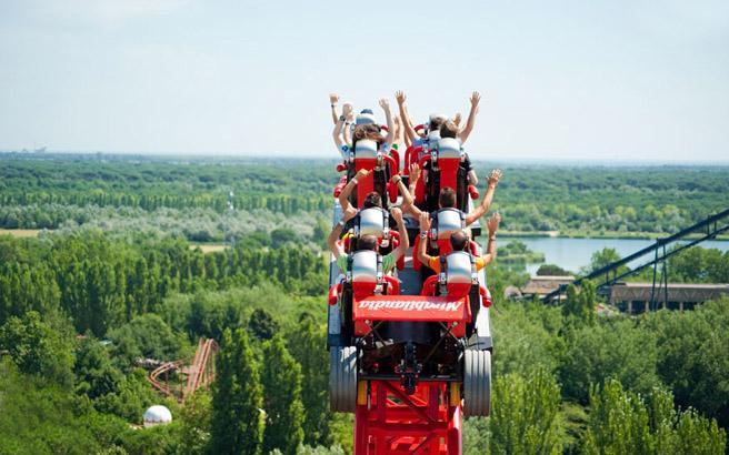 Mirabilandia il parco divertimenti della Romagna