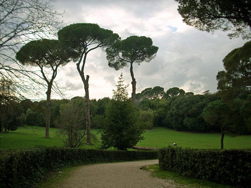 Villa Ada a Roma