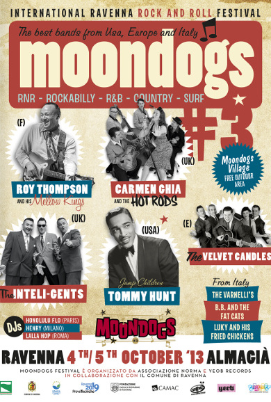 Poster Moondogs 3 Facebook