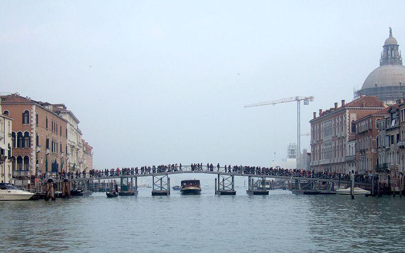Venezia celebra la festa della \