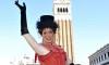 Carnevale di Venezia - Ragazza in maschera in piazza San marco