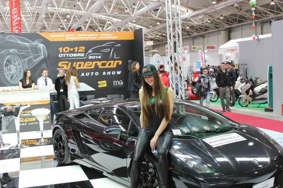 Super Roma 2015 - Autohotel