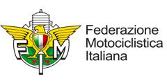 Federaizone Motociclisti Italiani logo