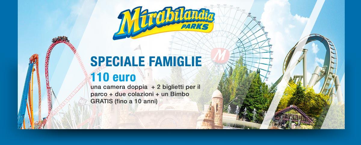 Mirabilandia offerta settembre 2018