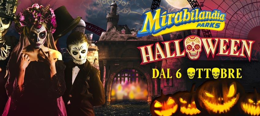Autohotel Ravenna offerta speciale Halloween a Mirabilandia 2018
