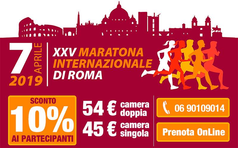 Autohotel - Offerta per la maratona di Roma