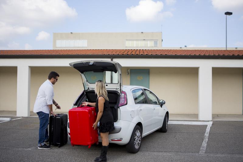 Autohotel Ravenna - Esterno