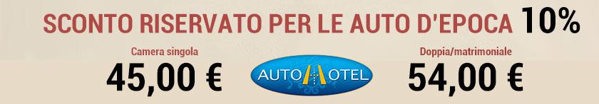 Autohotel Ravenna - Sconto del 10% a tutti i partecipanti