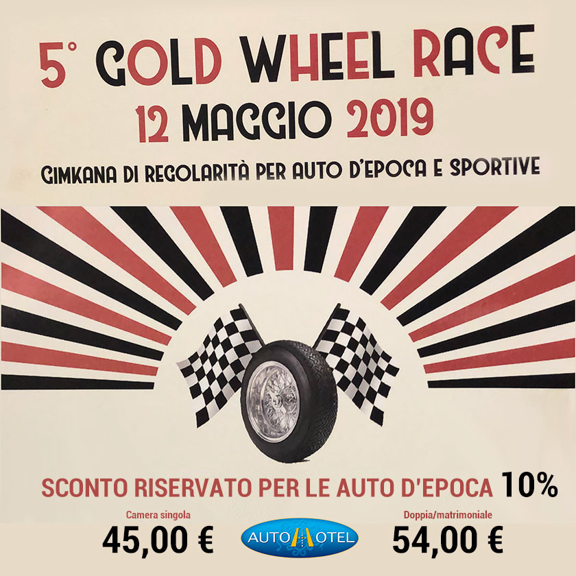 UTOHOTEL RAVENNA - 5° Gold Wheel Race