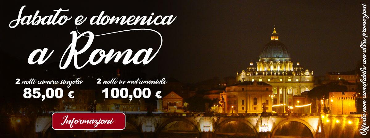 Autohotel Roma - 2 notti a partire da 85,00 €