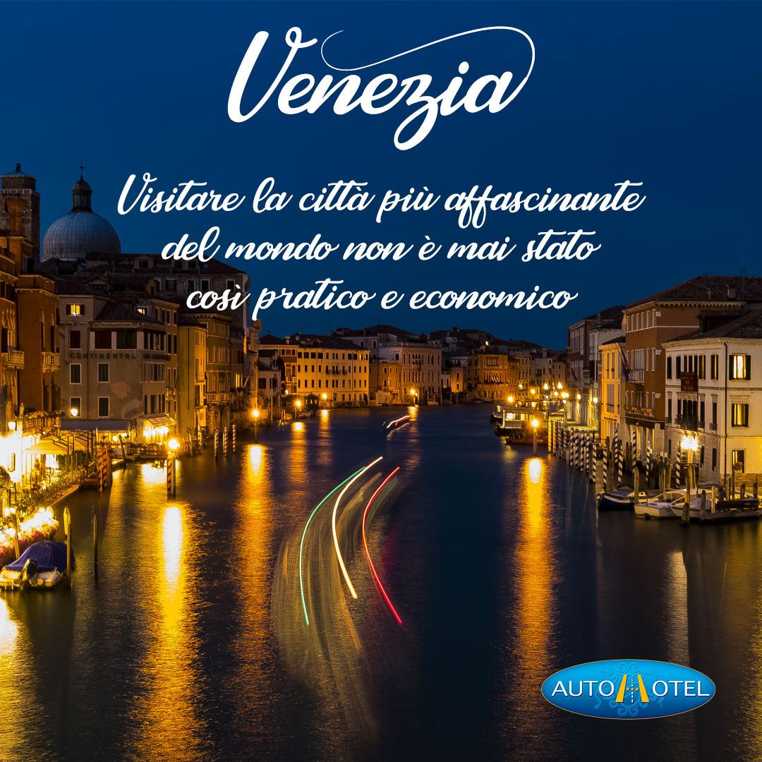 Visitare Venezia non è mai stato così pratico e economico