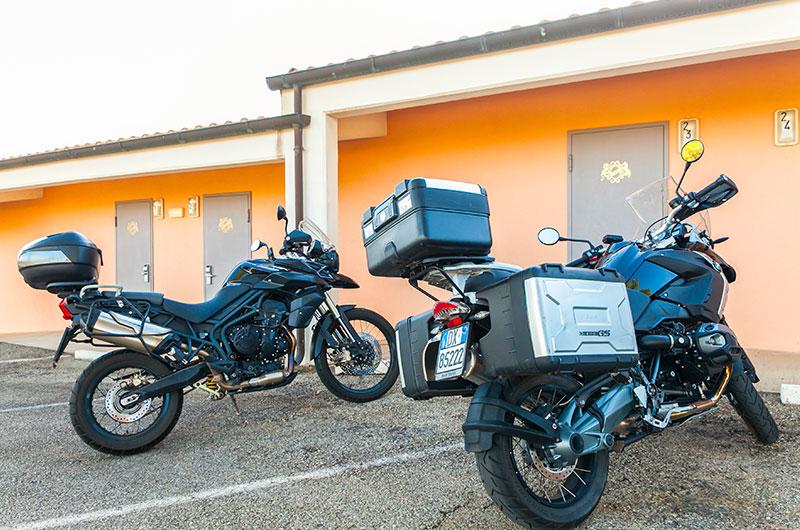 Autohotel Roma - Ideale per motociclisti