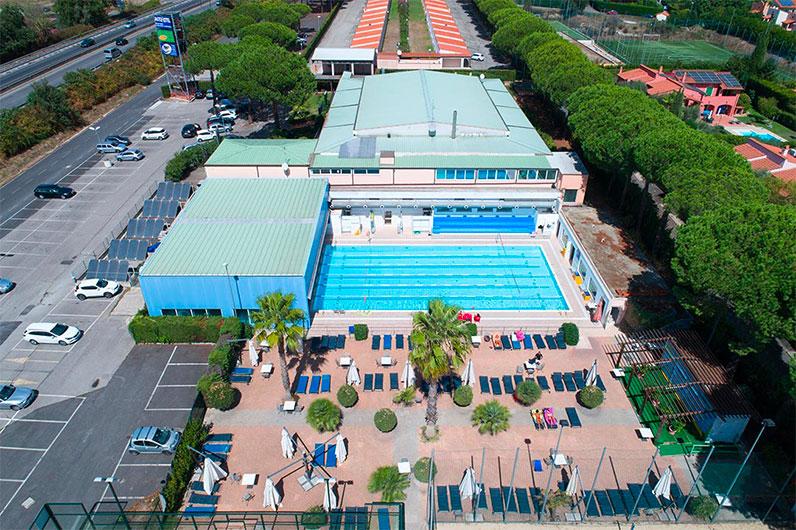 Autohotel Roma - piscina
