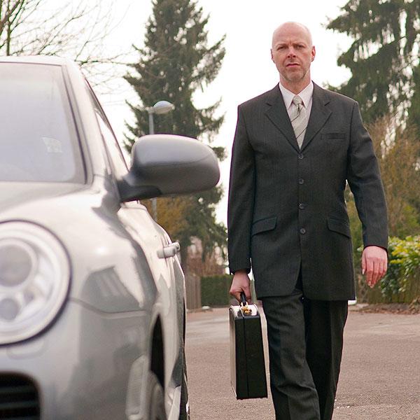 Autohotel - Viaggio per lavoro (