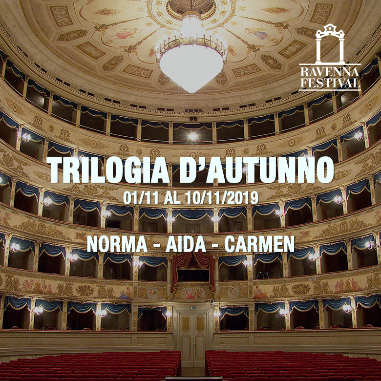 Ravenna Festival 2019. Trilogia d'Autunno