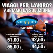 Autohotel Ravenna - Promozione riservata alle aziende