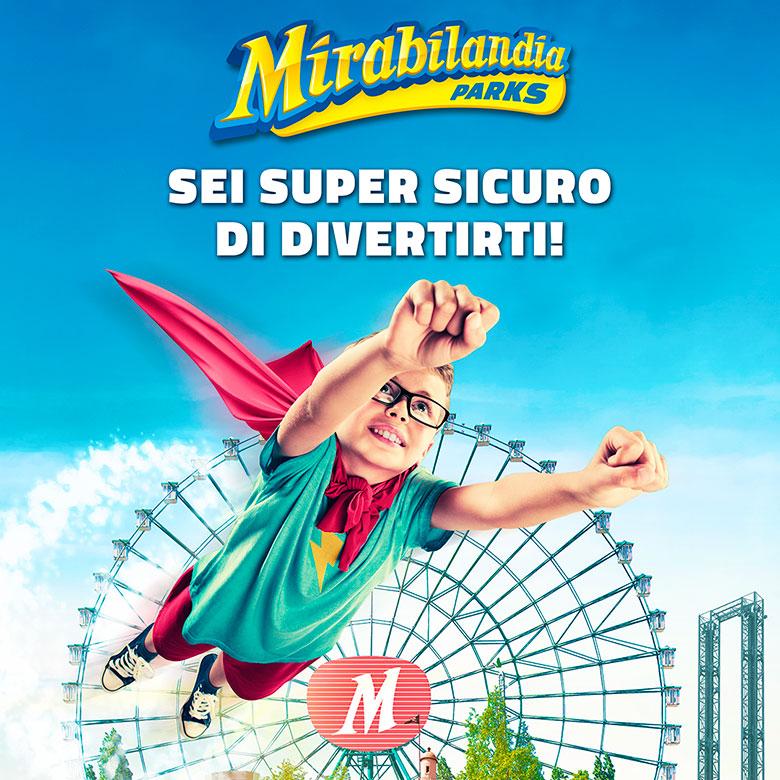 Autohotel + Mirabilandia - Sicuri di divertirti