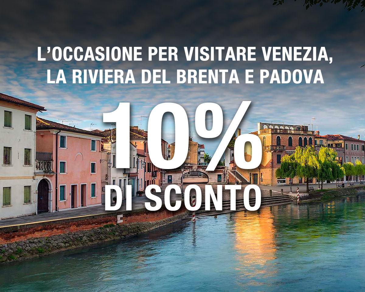 Autohotel Venezia - Sconto del 10%
