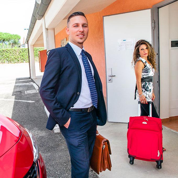 Autohotewl roma è pratico, comodo ed economico